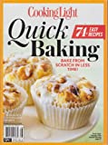 quick cooking 2013 - Cooking Light Quick Baking Magazine 2013