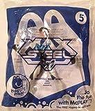 (US) Max Steel McDonald's Happy Meal Toy #5 Maxwell McGrath 2014