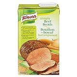 Knorr Simply Beef Broth 900ml