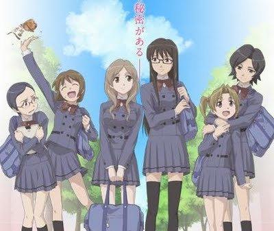 Sasameki Koto (Shinig Tears X Wind) Complete Anime Series