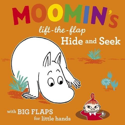 Download Moomin's Lift the Flap Hide and Seek PDF
