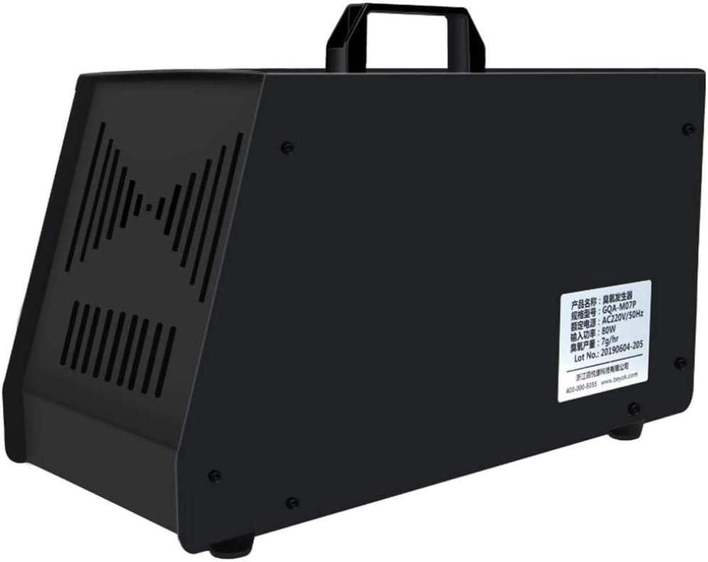 TIANXIAWUDI Ozonizador,Generador de ozono Industria de Alta Capacidad Generador de ozono Comercial 7 000 MG/h Máquina de ozono para Habitaciones Humo Coches y Mascotas