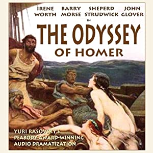 The Odyssey of Homer (Dramatization) Audiobook
