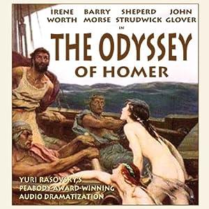 The Odyssey of Homer (Dramatization) Hörbuch