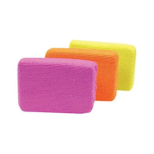 Casabella Microfiber Sponge, 3-Pack (11397)