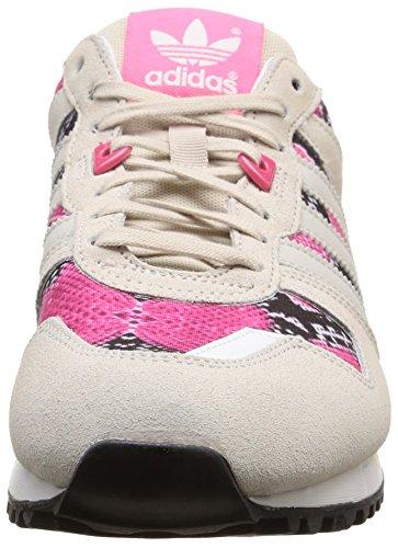 700 ZX mujer W para Gris Zapatillas de adidas running Rosa d5aqnwdA