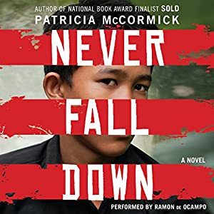 Never Fall Down Audiobook