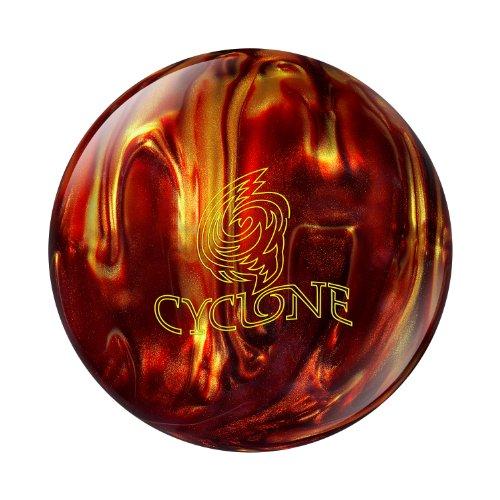 Ebonite Cyclone Bowling Ball, Fireball, 10-Pound (10 Bowling Balls Pound)