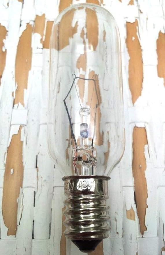 ElectroDH 1264540 DH BOMBILLA CAMPANA EXTRACTORA 40W DE FILAMENTO E14