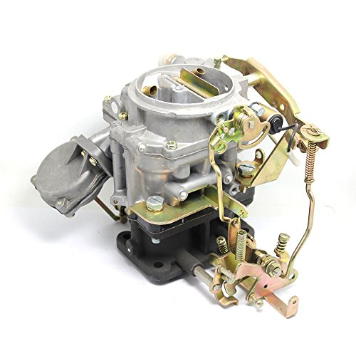 (TRIL GEAR 21100-61012 Car Carburetor fit for 1969-1987 Toyota Land Cruiser 2F FJ40 Engine 3.4L 3.9L 4.2L Diesel)
