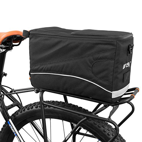 BV Insulated Trunk Cooler Bag for Warm or Cold Items, Shoulder Strap & Quick-Access Lid Opening by BV (Image #3)