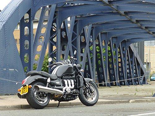 Cruser Motorcycle - 1
