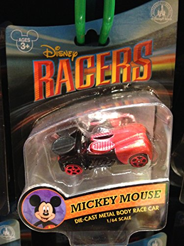 Penny Racer (Disney Park Racer Mickey Mouse Diecast Model Car Racers NEW)