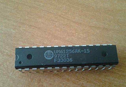 UM61256AK-15 Integrated Circuits Static RAM, 32K X 8, 28 Pin DIP (1 piece) (Ram Dip)
