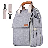 Diaper Bag Backpack,Multifunction Waterproof Travel Diaper Backpack Maternity Baby Nappy Changing Bags