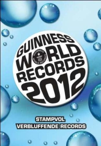 Guinness World Records 2012 / druk 1