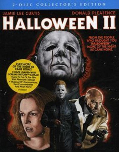 Halloween II (Collector's Edition) [Blu-ray / DVD] -