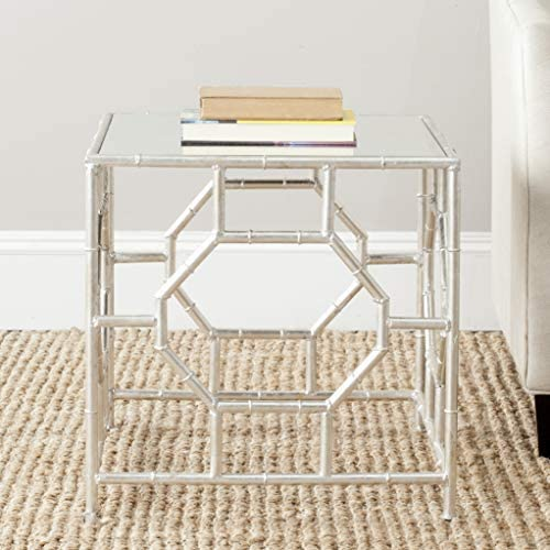 Safavieh Home Collection Rory Silver Accent Table