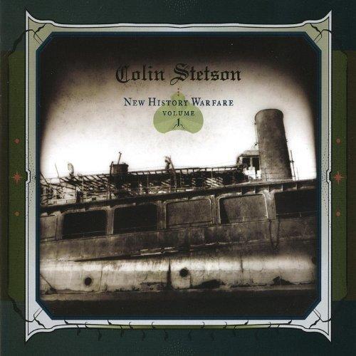 COLIN STETSON - New History Warfare Vol 1