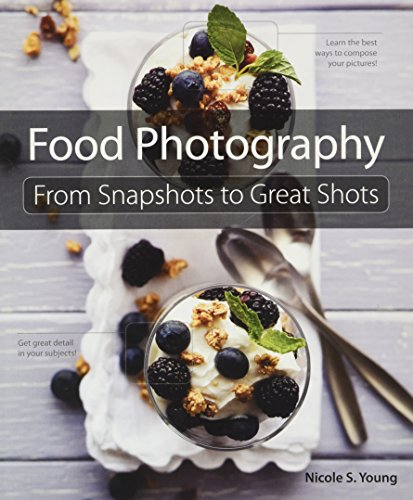 "Are you a ""foodie"" looking to take eye-catching photos of your culinary concoctions? Do you have a food blog that you'd like to enhance with better visuals? Do you want to create photos that conjure up the flavors of your favorite foods but lack the ..."