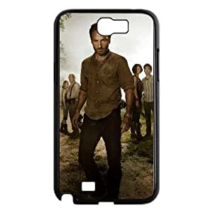 Samsung Galaxy N2 7100 Cell Phone Case Black The Walking Dead Phone Case Cover Customized Back CZOIEQWMXN0175