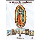 Historias Religiosas (6 Peliculas) La Hermana Blanca, Y Murio Por Nosotros, La Virgen De Guadalupe, Bernardita De Lourdes, San Fransisco De Asis, Cristo Negro.