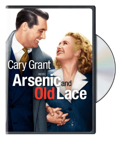 Arsenic and Old Lace (Cary Old And Grant Arsenic Lace)