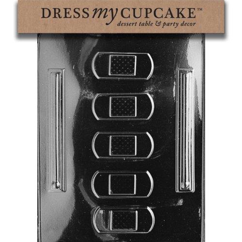 Dress My Cupcake DMCJ028 Thermometer