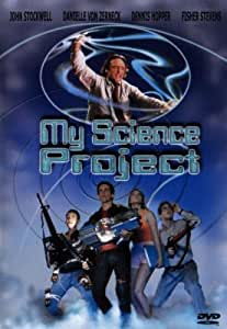 My Science Project [Reino Unido] [DVD]
