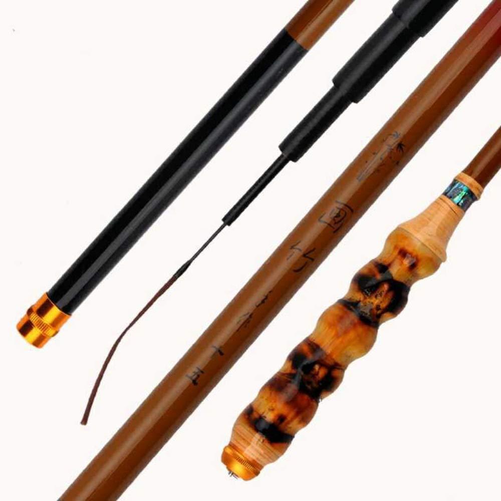 ノウ建材貿易 釣り竿釣り用品釣り竿超軽量スーパーハード37シーサイドマグロ池リバーサイドに適しています。 (サイズ : 360cm) 360cm  B07QM7YFQ9