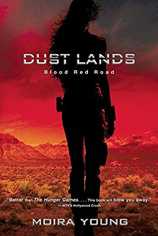 book cover of Blood Red Road