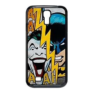 Batman Joker Samsung Galaxy S4 90 Cell Phone Case Black VC155GNN
