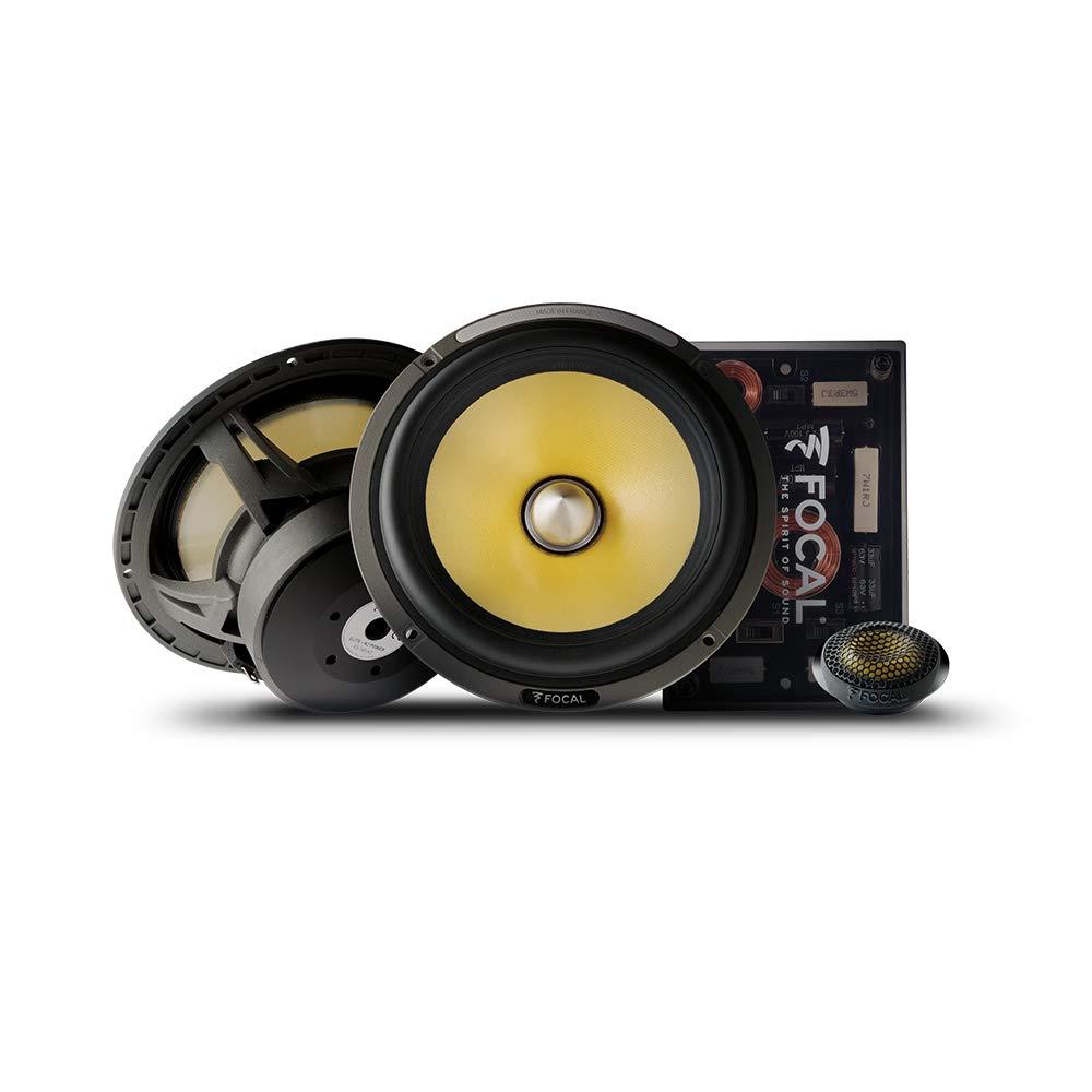 Focal ES165K2 Elite K2 Power Series 6.5'' Component Speaker System