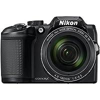 Nikon COOLPIX B500 16MP 40x Optical Zoom Digital Camera w/Wi-Fi (Certified Refurbished) + 16GB SDHC Accessory Bundle from Nikon