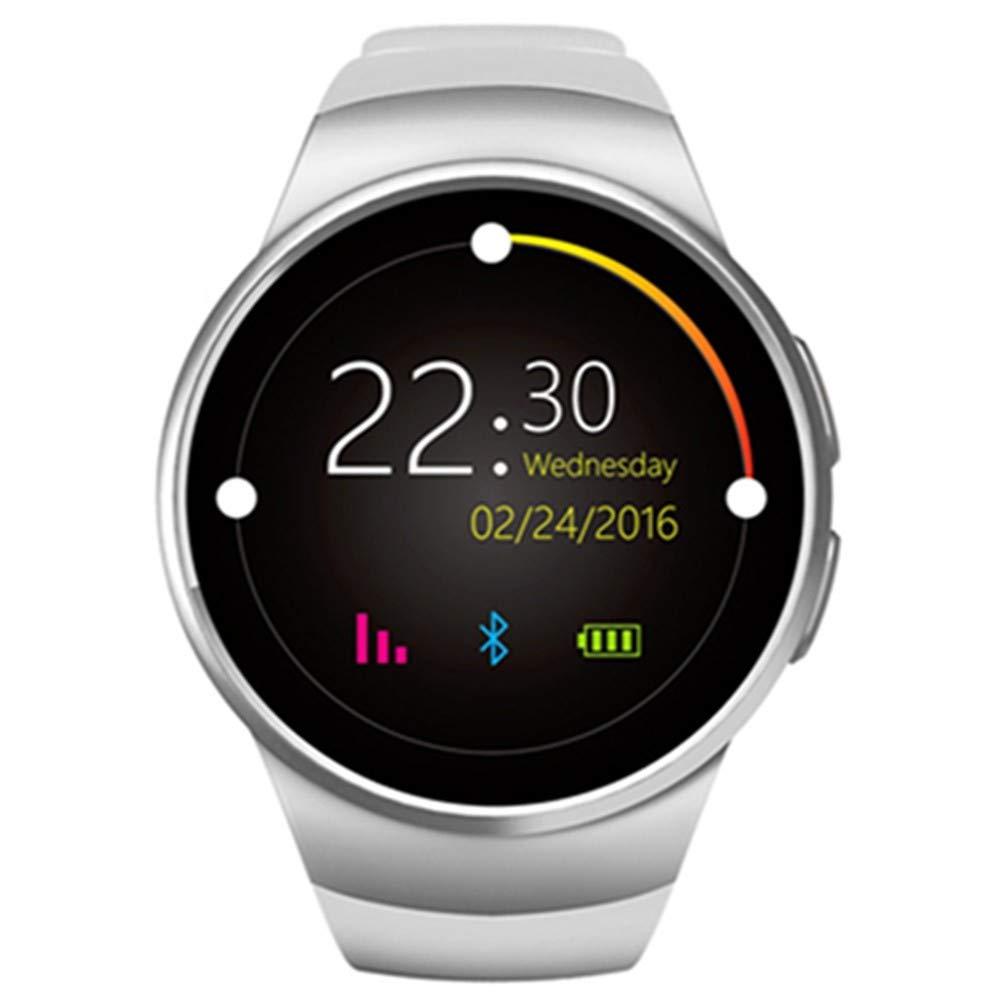 KDSFJIKUYB Smartwatch Reloj Smart Watch KW18 1.3 IPS ...