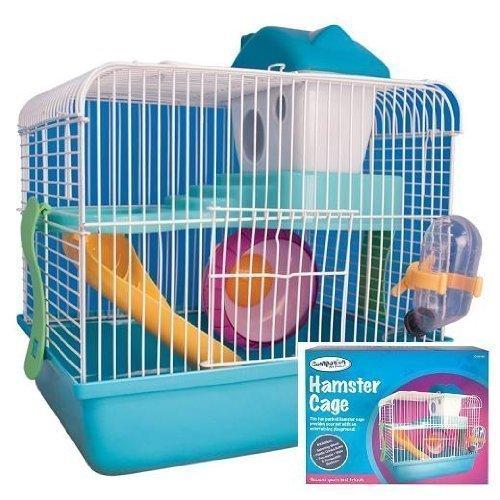 cage hamster comparatif et guide d achat jardingue. Black Bedroom Furniture Sets. Home Design Ideas