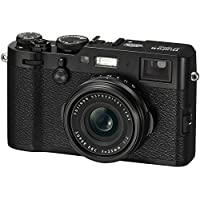 Fujifilm X100F 24.3 MP APS-C Digital Camera - Black (International Model No Warranty)