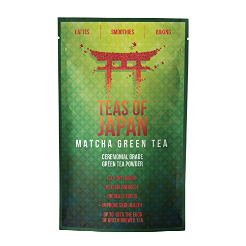 Teas Japan Premium Japanese Matcha