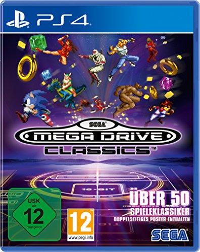 Price comparison product image SEGA Mega Drive Classics (PlayStation PS4)