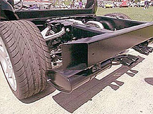 C5 Chassis - Turkey Rod Run and Corvette C5 Chassis