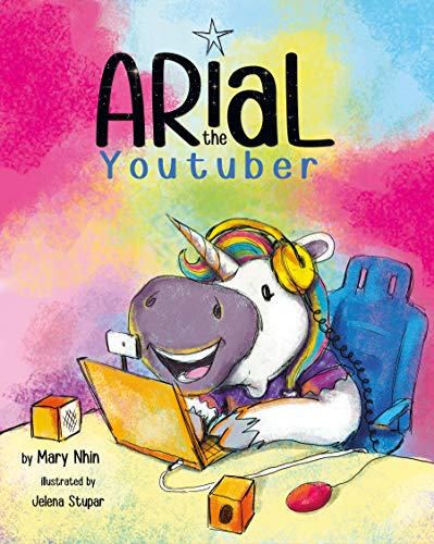 Arial loves to help others but often doesn't use the best words to convey her true intentions. Will Arial learn that she holds the power to choose words that can build up and strengthen others? Follow Arial in her first entrepreneurial journey as...