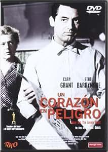 Un Corazon En Peligro (Rko) [DVD]