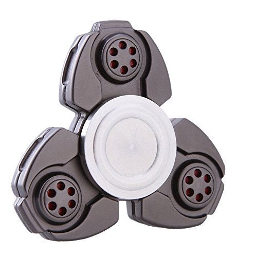 RELEASE SPINNER Tri Fidget Hand Spinner – Premium High Speed Finger Spinner – Finger Toy, Great Gift