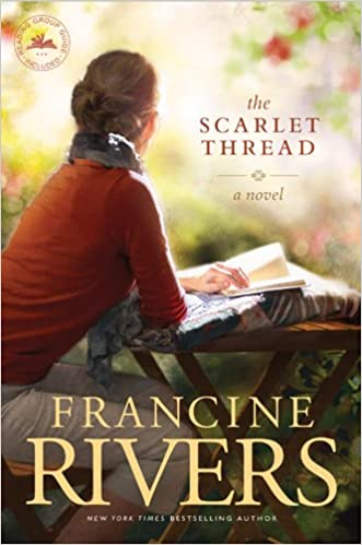 Image result for the scarlet thread by francine rivers