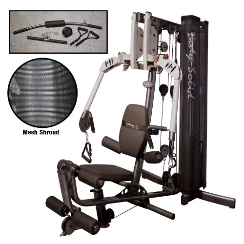 Body Solid Fusion Personal Trainer Gym