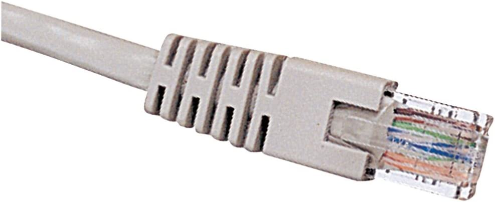 Tripp Lite N002-003-GY CAT-5//5E Patch Cable 3-ft; Gray
