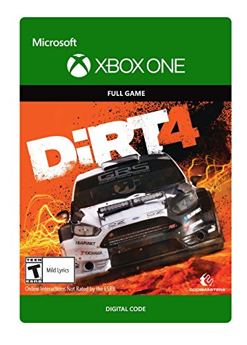 DiRT 4 - Xbox One [Digital Code] by Deep Silver