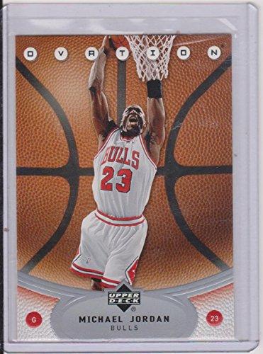 2006 Upper Deck Ovation Michael Jordan Bulls Basketball Card #10]()