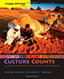 img - for By Serena Nanda Cengage Advantage Books: Culture Counts: A Concise Introduction to Cultural Anthropology (3rd Third Edition) [Paperback] book / textbook / text book
