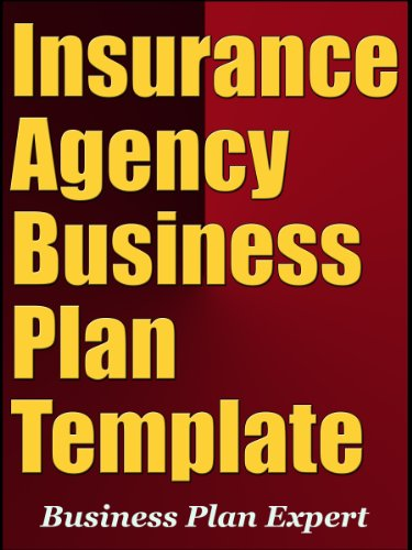 Insurance Agency Business Plan Template